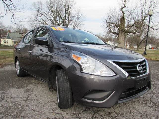 2015 Nissan Versa for sale at Auto Select in Lexington KY