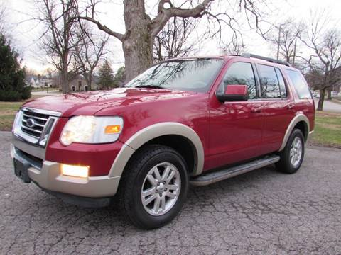 2010 Ford Explorer for sale at Auto Select in Lexington KY