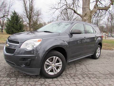 2011 Chevrolet Equinox for sale at Auto Select in Lexington KY