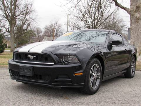 2013 Ford Mustang for sale at Auto Select in Lexington KY