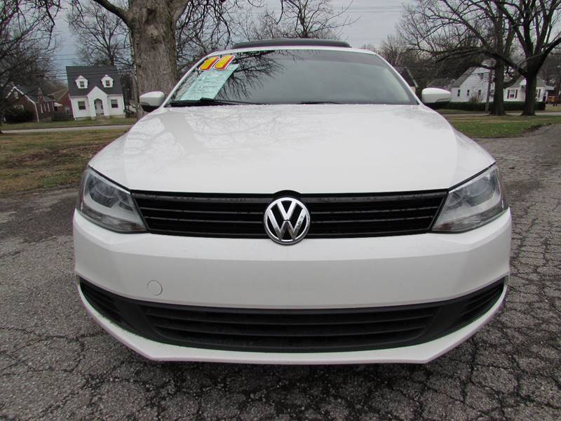 2011 Volkswagen Jetta for sale at Auto Select in Lexington KY