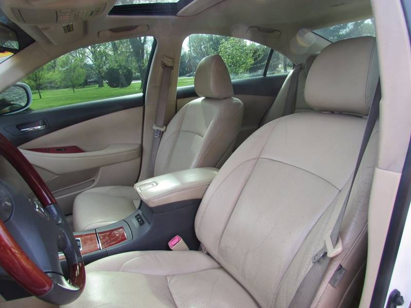 2007 Lexus ES 350 for sale at Auto Select in Lexington KY