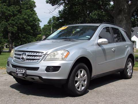 2006 Mercedes-Benz M-Class for sale at Auto Select in Lexington KY