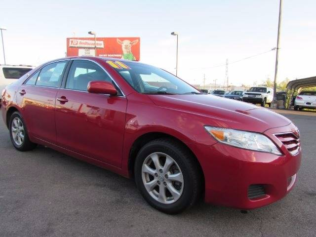 2011 Toyota Camry for sale at Auto Select in Lexington KY