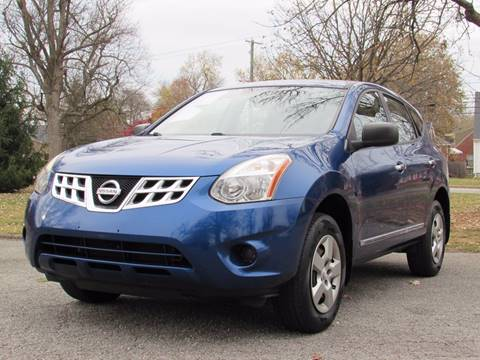 2011 Nissan Rogue for sale at Auto Select in Lexington KY