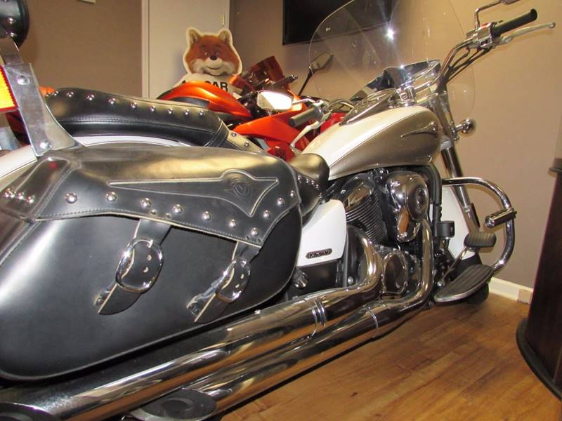 2008 Kawasaki Vulcan for sale at Auto Select in Lexington KY