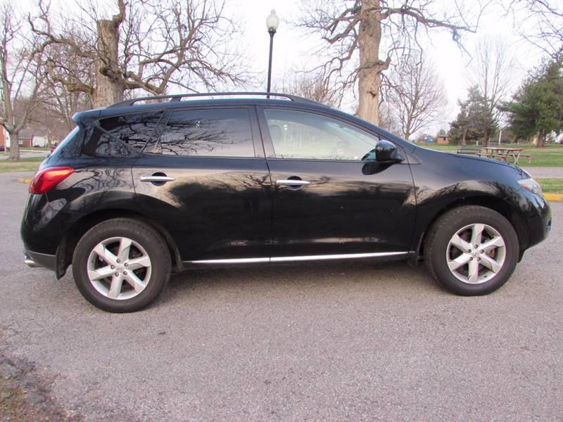 2009 Nissan Murano for sale at Auto Select in Lexington KY