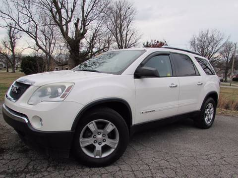 2008 GMC Acadia for sale at Auto Select in Lexington KY