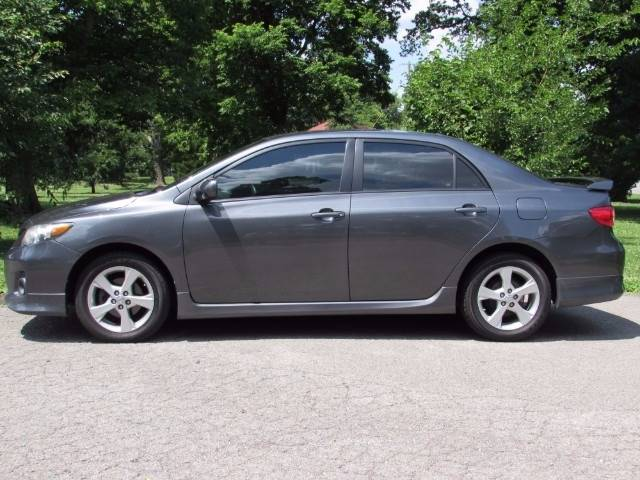 2011 Toyota Corolla for sale at Auto Select in Lexington KY