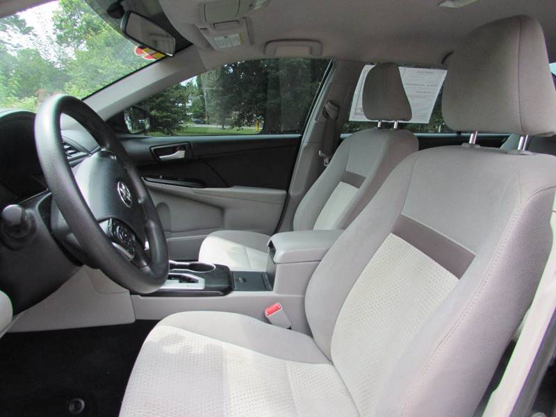 2013 Toyota Camry for sale at Auto Select in Lexington KY