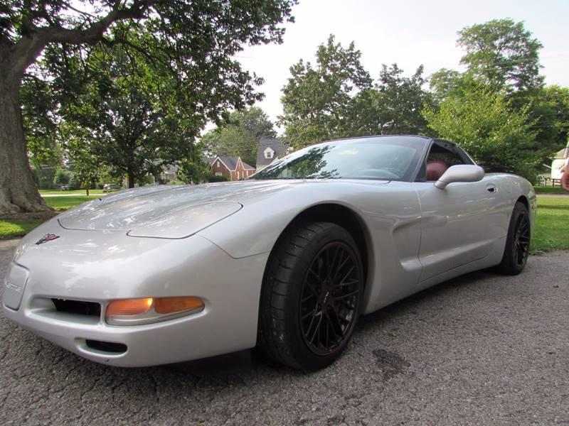 1998 Chevrolet Corvette for sale at Auto Select in Lexington KY