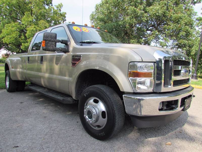 2008 Ford F-350 Super Duty for sale at Auto Select in Lexington KY