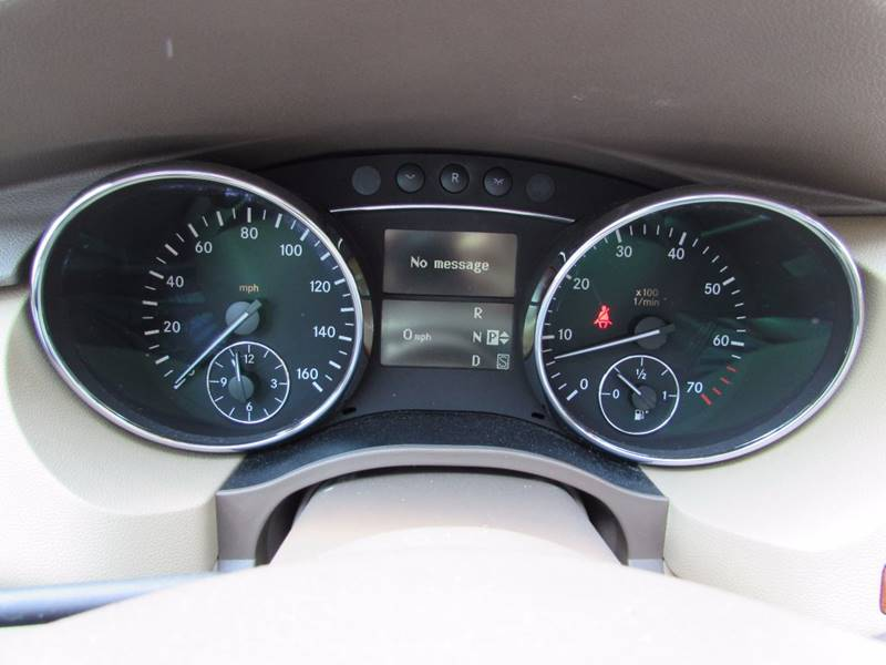 2007 Mercedes-Benz M-Class for sale at Auto Select in Lexington KY