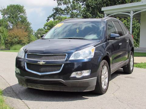 2011 chevrolet traverse for sale in kentucky. Black Bedroom Furniture Sets. Home Design Ideas