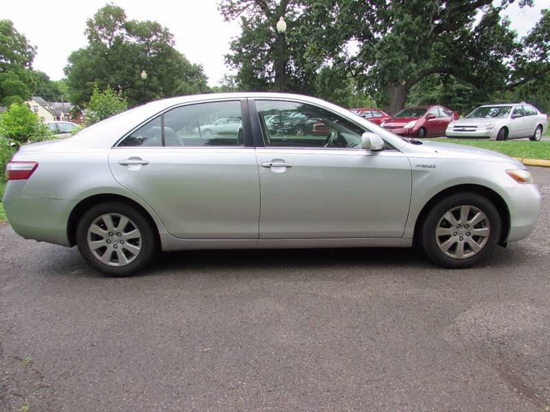 2007 Toyota Camry Hybrid for sale at Auto Select in Lexington KY