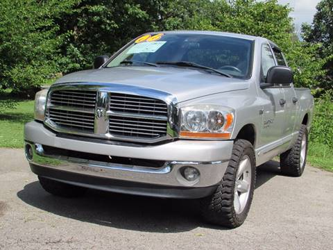 2006 Dodge Ram Pickup 1500 for sale at Auto Select in Lexington KY