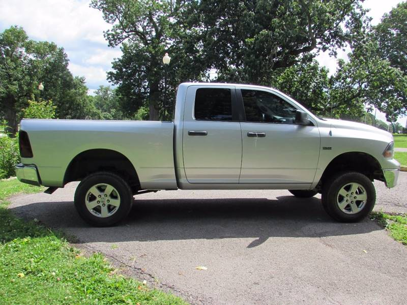 2009 Dodge Ram Pickup 1500 for sale at Auto Select in Lexington KY