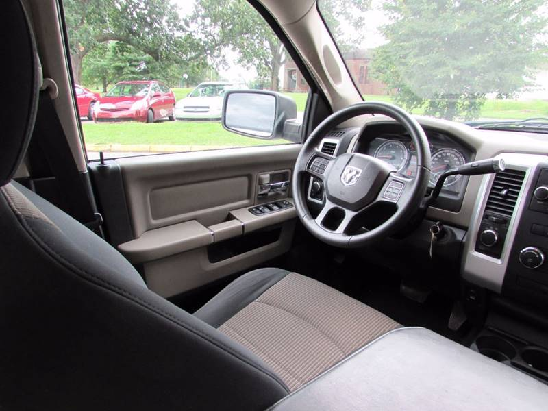 2012 RAM Ram Pickup 1500 for sale at Auto Select in Lexington KY