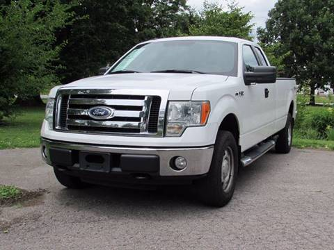 Used 2010 ford f 150 for sale in lexington ky for Prime motors lexington ky