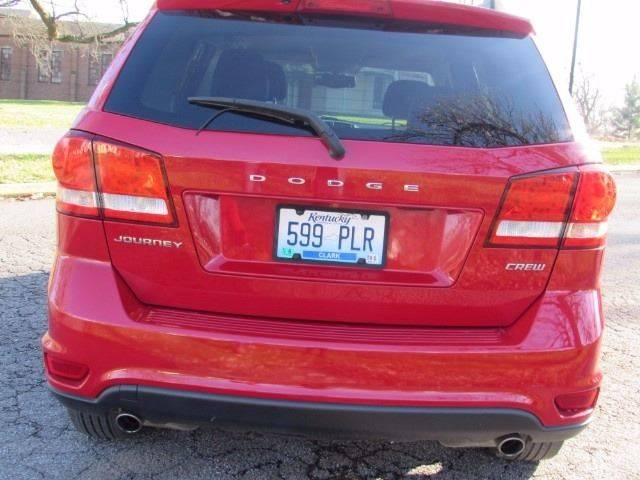 2013 Dodge Journey for sale at Auto Select in Lexington KY