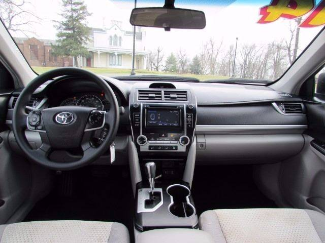2014 Toyota Camry for sale at Auto Select in Lexington KY