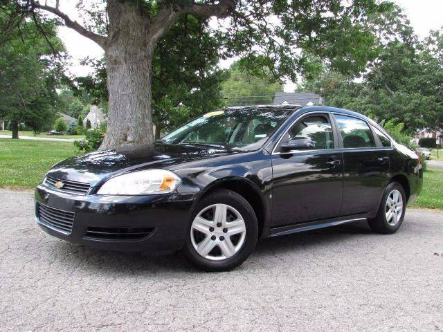 2010 Chevrolet Impala for sale at Auto Select in Lexington KY
