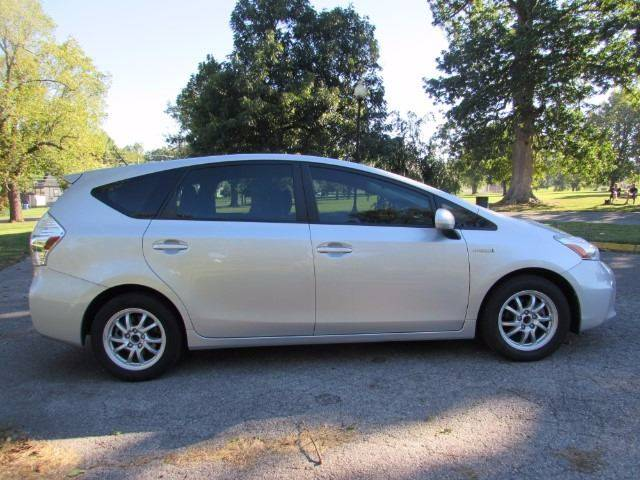 2012 Toyota Prius v for sale at Auto Select in Lexington KY
