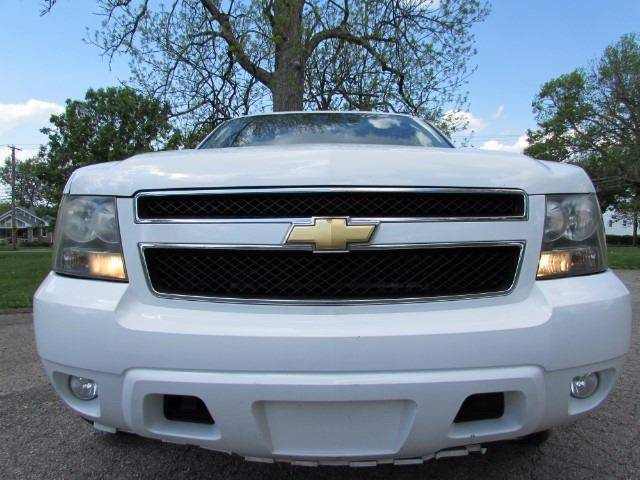 2007 Chevrolet Suburban for sale at Auto Select in Lexington KY