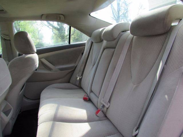 2008 Toyota Camry for sale at Auto Select in Lexington KY