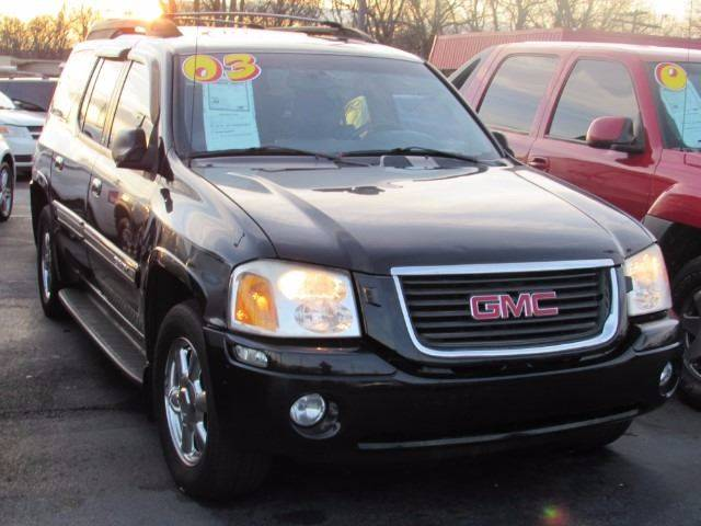 2003 GMC Envoy XL for sale at Auto Select in Lexington KY