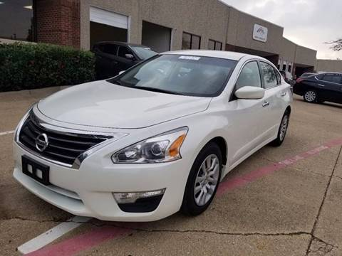 used nissan altima for sale in plano tx. Black Bedroom Furniture Sets. Home Design Ideas