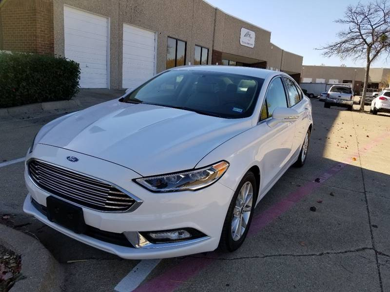 inventory at sale fusion ford sel in arlington carfit tx details inc for
