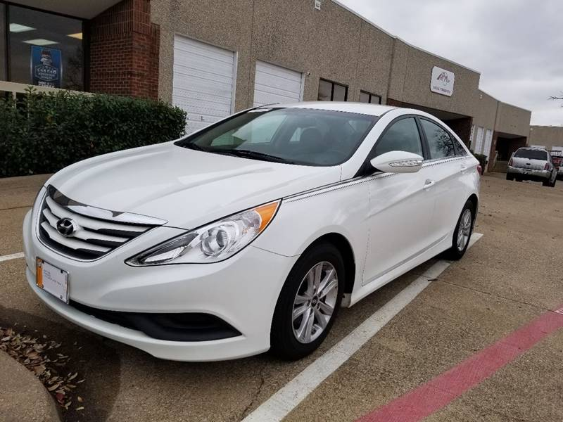 2014 hyundai sonata gls in plano tx safon autos. Black Bedroom Furniture Sets. Home Design Ideas
