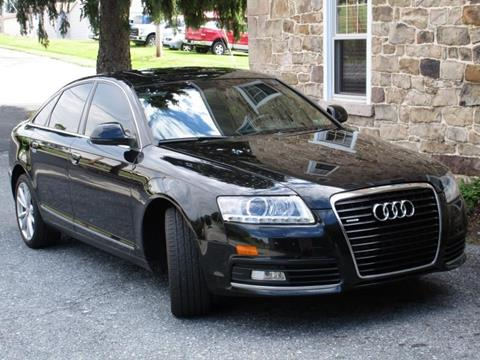 2009 Audi A6 for sale in Lititz, PA