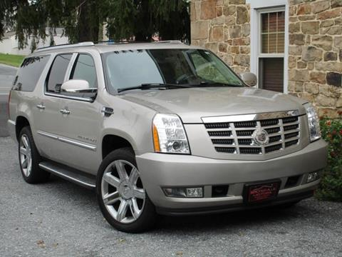 2007 Cadillac Escalade ESV for sale in Lititz, PA