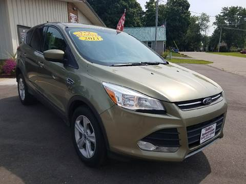2013 Ford Escape for sale at Kubly's Automotive in Brodhead WI