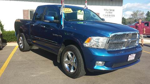 2010 Dodge Ram Pickup 1500 for sale at Kubly's Automotive in Brodhead WI