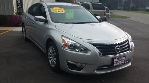 2014 Nissan Altima for sale at Kubly's Automotive in Brodhead WI