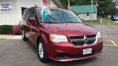 2014 Dodge Grand Caravan for sale at Kubly's Automotive in Brodhead WI