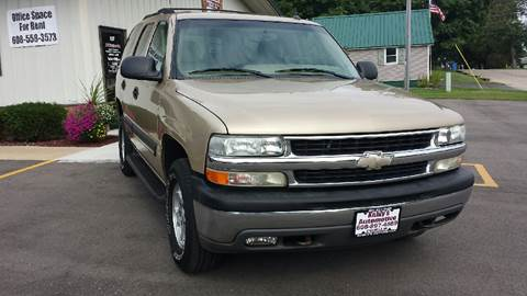 2005 Chevrolet Tahoe for sale at Kubly's Automotive in Brodhead WI