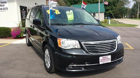 2013 Chrysler Town and Country for sale at Kubly's Automotive in Brodhead WI