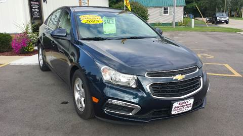 2015 Chevrolet Cruze for sale at Kubly's Automotive in Brodhead WI