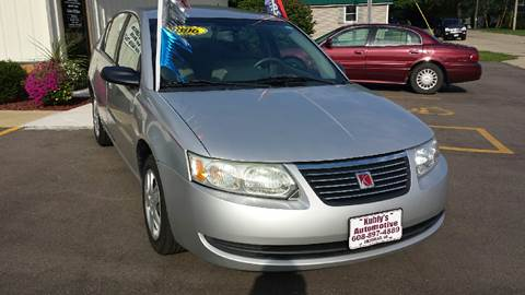 2006 Saturn Ion for sale at Kubly's Automotive in Brodhead WI