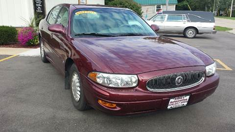 2002 Buick LeSabre for sale at Kubly's Automotive in Brodhead WI