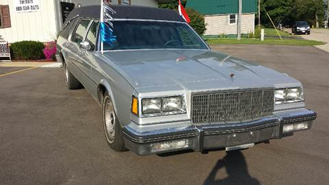1988 Buick LeSabre for sale at Kubly's Automotive in Brodhead WI