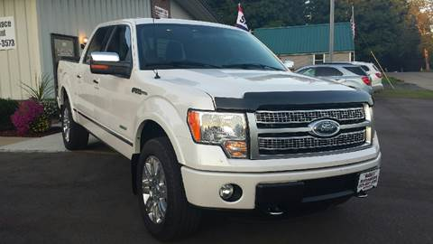 2011 Ford F-150 for sale at Kubly's Automotive in Brodhead WI