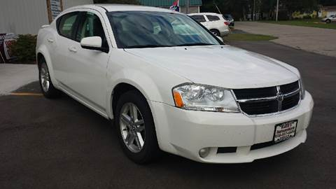 2010 Dodge Avenger for sale at Kubly's Automotive in Brodhead WI