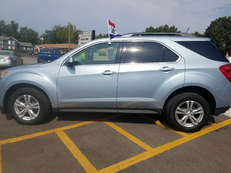 2014 Chevrolet Equinox for sale at Kubly's Automotive in Brodhead WI