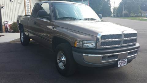 2000 Dodge Ram Pickup 1500 for sale at Kubly's Automotive in Brodhead WI