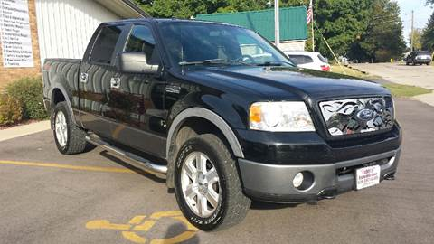 2007 Ford F-150 for sale at Kubly's Automotive in Brodhead WI